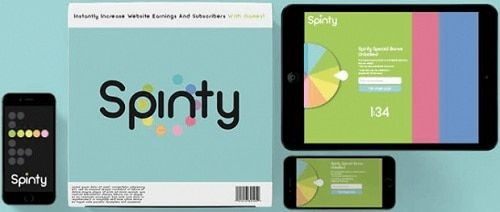 Spinty – what is it? Spinty is a brand new wordpress plugin that allows users to instantly add gamification to their websites. Gamification is huge. Give someone the opportunity to play a game and win something for free and they will lap it up!