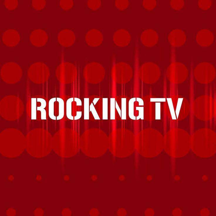 Con immenso piacere annunciamo che durante l'evento saranno presenti le telecamere di ROCKING TV