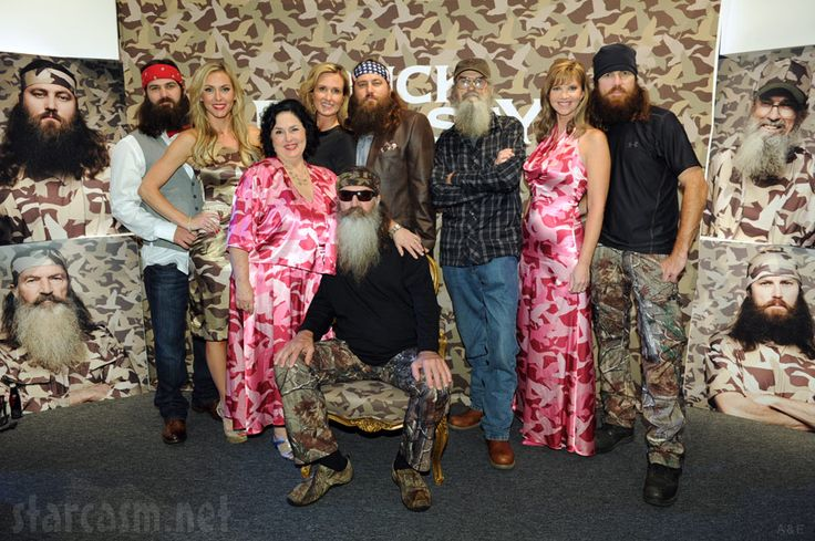 duck dynasty halloween costume ideas