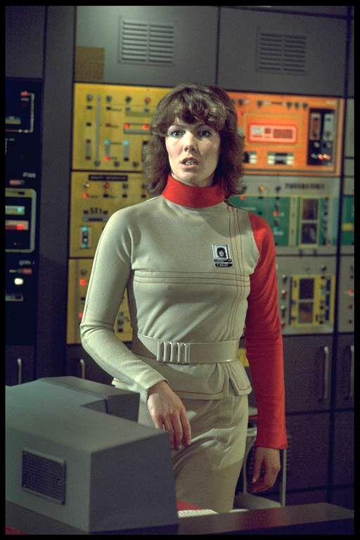 Operative Kate Bullen - Sarah Bullen - Space 1999 - TV Series 1975