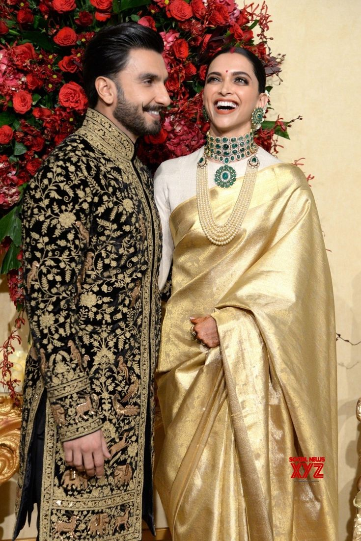 Bengaluru: Wedding reception - Deepika, Ranveer (Batch 2 ...