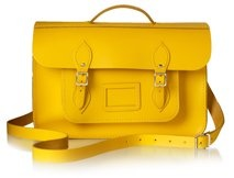 This gorgeous yellow classic satchel from The Cambridge Satchel Company