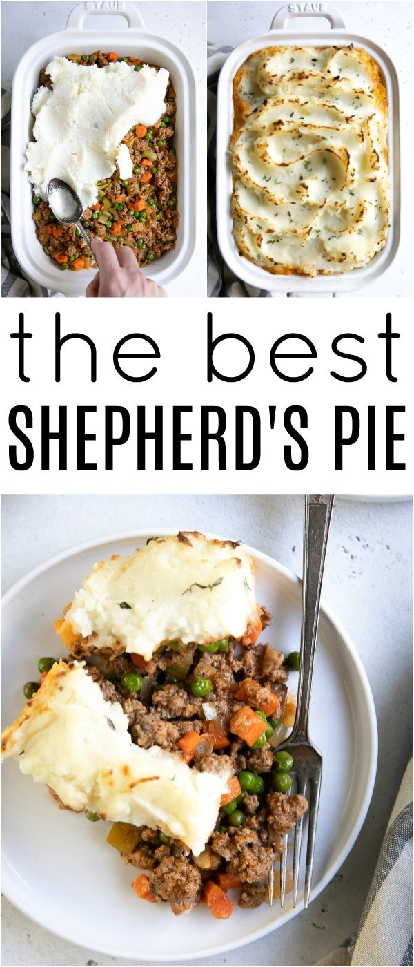 Shepherd S Pie Recipe How To Make Shepherd S Pie The Forked Spoon Recipe Shepherds Pie Recipe Recipes Shepherds Pie