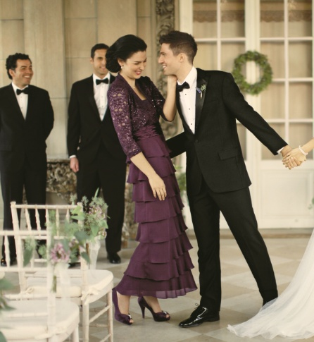 Don't forget the Mother of the Groom! love this gorgeous dress and coordinating jacket for the Mothers of the Mr. or Mrs!
