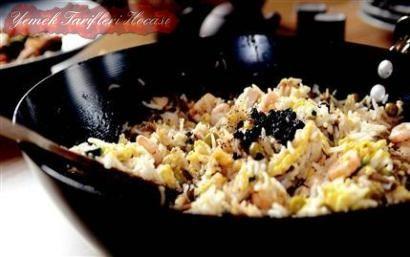 Şitaki Mantarlı Tavuklu Japon Pilavı #PilavTarifleri #SebzeYemeğiTarifleri #japongüneşiyemektarifi