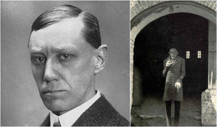 Max Schreck- Count Orlok from Nosferatu inspired actors such as Bela Lugosi & Klaus Kinski