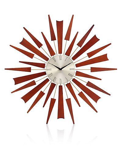 Sputnik Wall Clock | M&S
