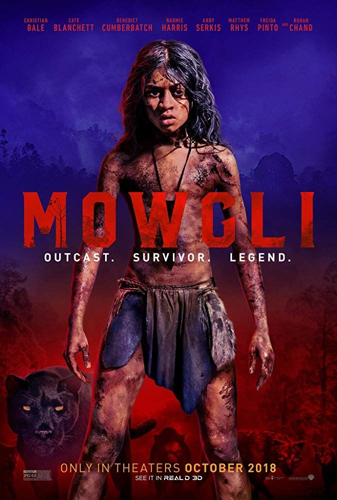 Mowgli la légende de la jungle 2018) [[film complet] en