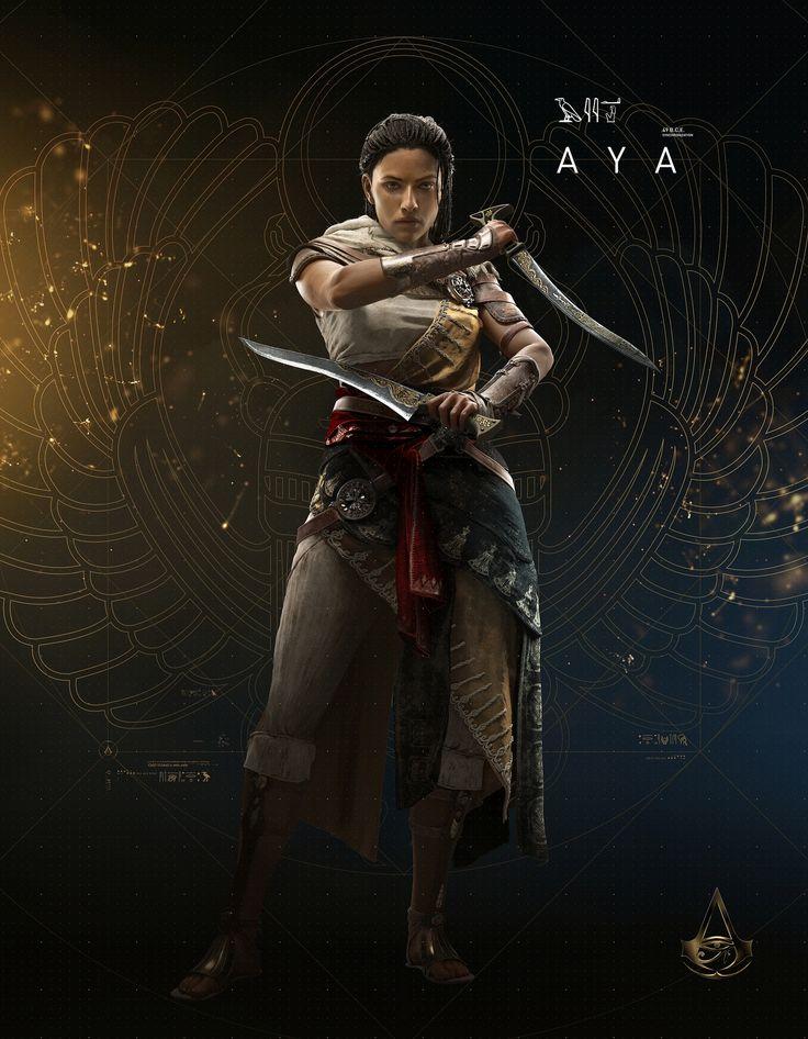 https://flic.kr/p/ZLMiu5   Assassin's Creed Origins