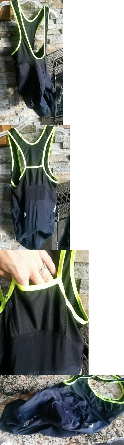 Shorts 177853: Pearl Izumi Pro In-R-Cool Cycling Bib Shorts Mens Large Road Mountain Bike -> BUY IT NOW ONLY: $75 on eBay!