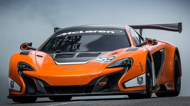 McLaren 650S GT3 is meaner, slipperier, and at Goodwood - Road & Track