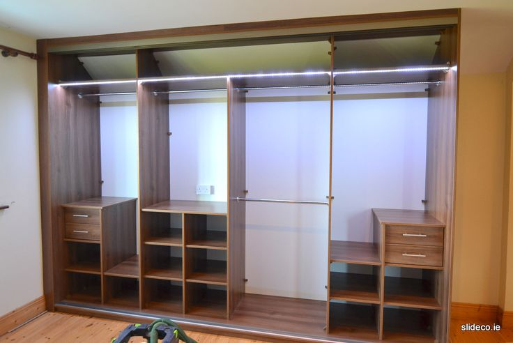 Wardrobes for any occasion- If you are having an area at your home that needs some improvement, Slideco is a perfect place to start. We have the experience in finding the best possible ways to improve your storage at affordable price. It's the quality that makes the product beating all the competition by providing long