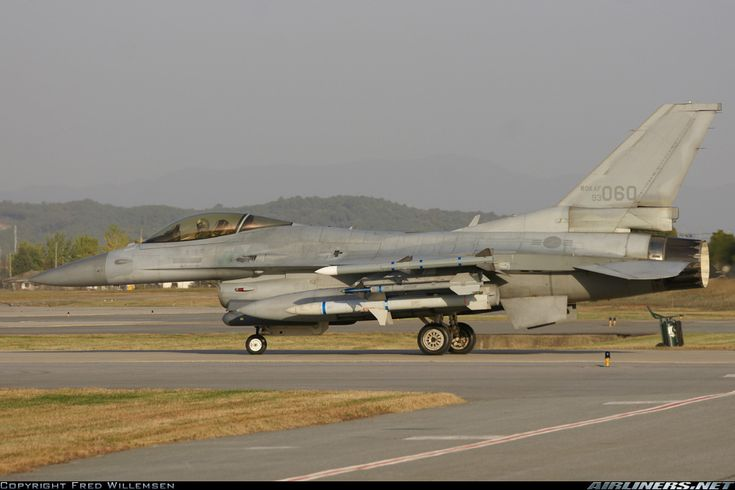 Lockheed Martin (Samsung) F-16CJ Fighting Falcon - South Korea - Air Force | Aviation Photo #1657518 | Airliners.net