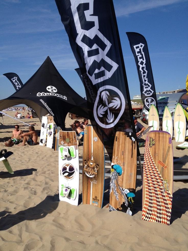 The Brunottiboards are enjoying the sun!
