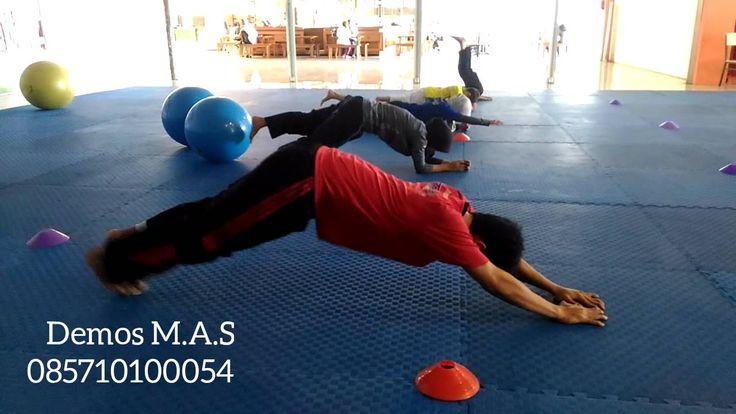 Poomsae phisical training, latihan fisik untuk poomsae