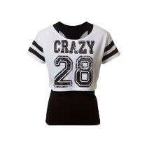 T-shirts en tops voor dames. Kleding en kinderkleding bij Coolcat. top met ondertop 19.95