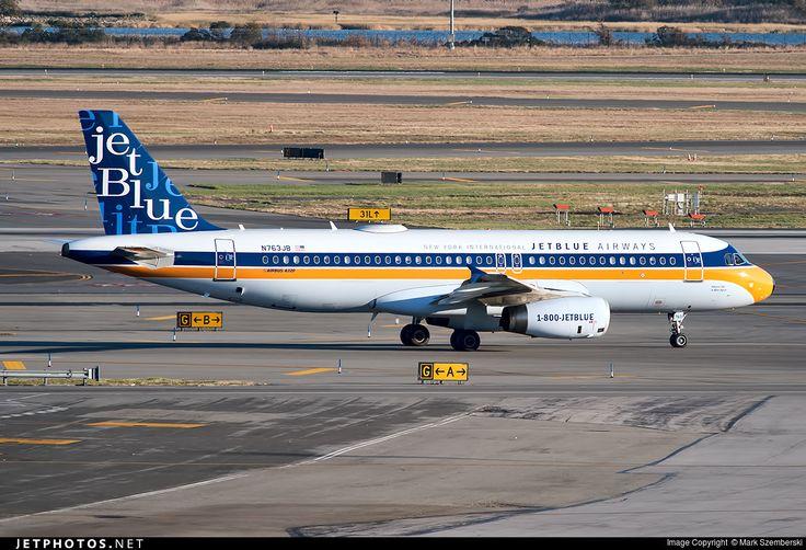 JetBlue Airbus A320-232