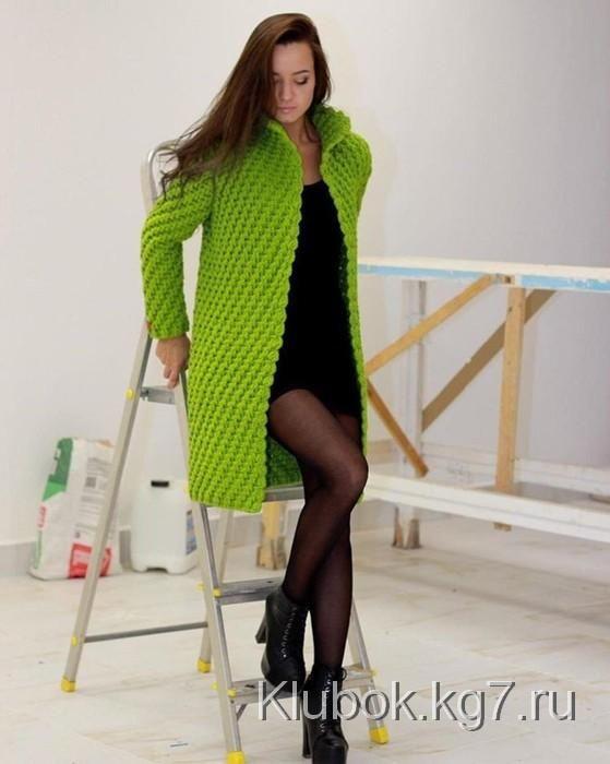 Crochet Coat + Diagrams