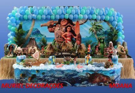 Resultado De Imagem Para Decora 231 227 O Moana Vaiana Disney