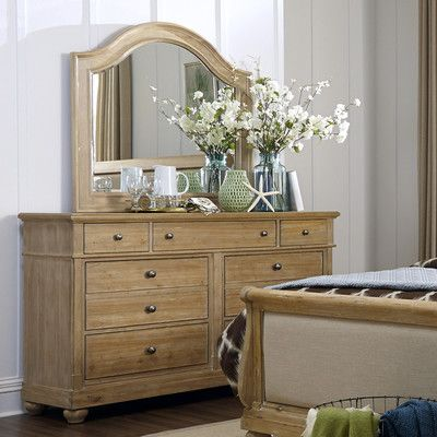 9 Drawer Dresser with Mirror - http://delanico.com/dressers/9-drawer-dresser-with-mirror-642970316/