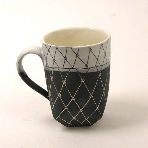 I like this cup. I think I shall make myself one like it.