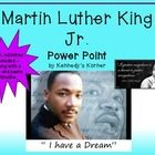 Martin Luther King, Jr. ~ This amazing 35 page unit has a 15 slide informational power point and 10 ELA activities.  It is filled with facts and ph...