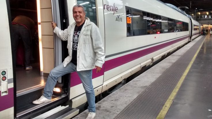 Trem Bala - Madrid/Barcelona