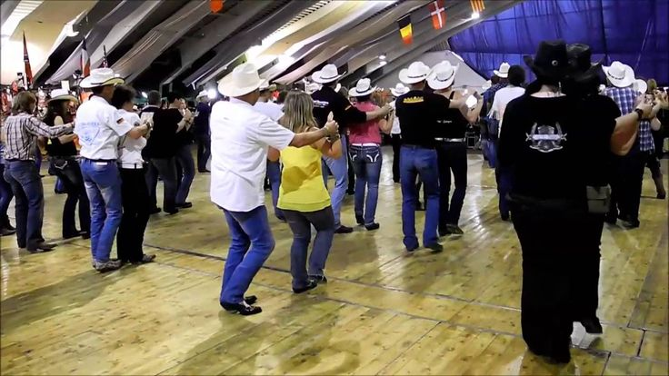 Line Dance Country Road - Paartanz - Choreographie: Jgor Pasin