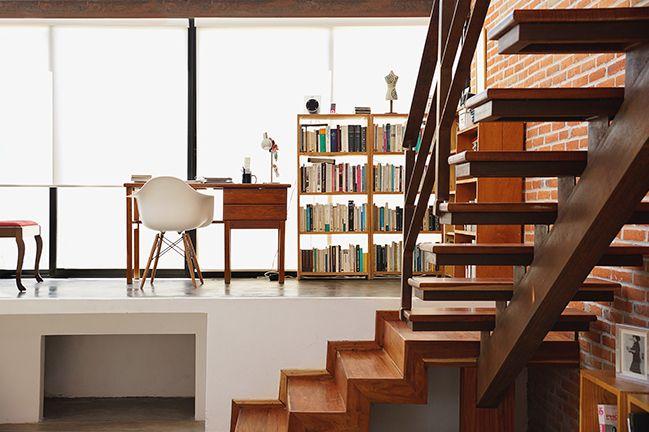 Loft Px | Dionne Arquitectos | #Architecture #Stairs #Interior