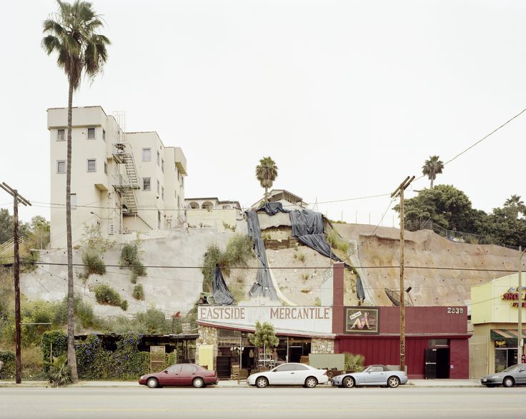 Eastside Mercantile, 2007, by Karin Apollonia Müller Flying cars and giant snakes: 60 years of street life in Los Angeles – in pictures