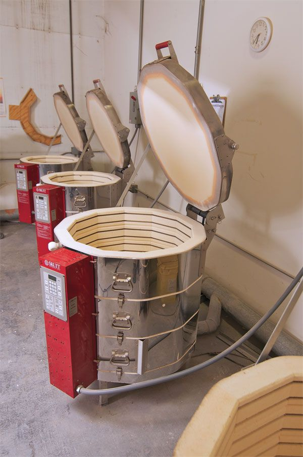An Introduction to Electric Kilns                                                                                                                                                                                 More