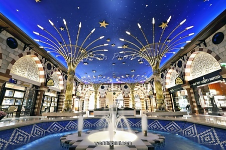 Gold Souk, Dubai Mall - Not all the Gold Souks are in traditional locations.