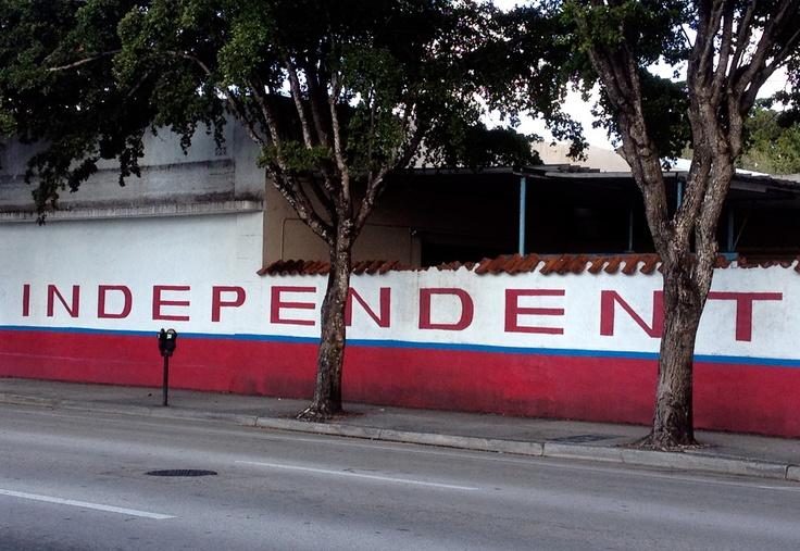 Est Coast Independents!