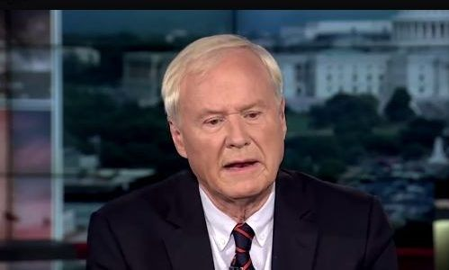 Chris Matthews delivers an unbelievably insightful explanation of Trump's appeal that will blow you away
