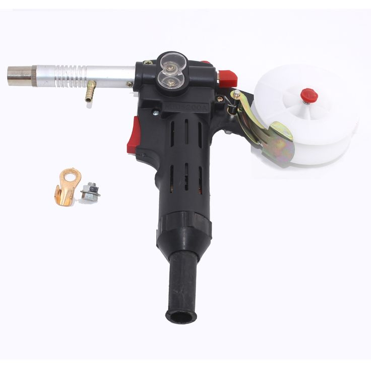 (28.78$)  Know more  - MIG welding machine Spool Gun Push Pull Feeder Aluminum copper or stainless steel DC 24V Motor Wire 0.6-1.2mm Welding Torch