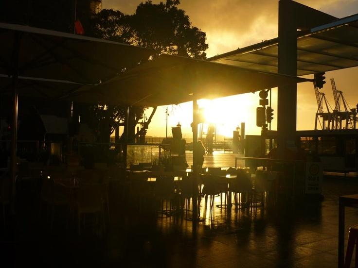 sunrise while having a coffee @pilaricke