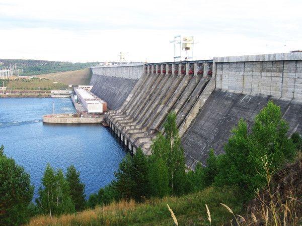 Central hidroeléctrica de Ust-Ilimsk