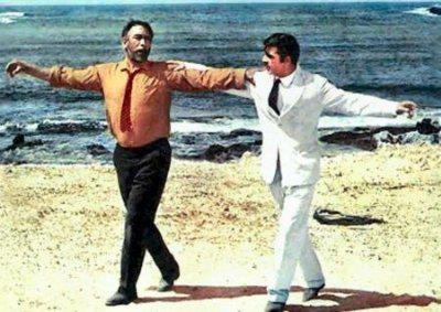 "Visit Greece| Films in Greece, ""Zorba the Greek"" 1964"