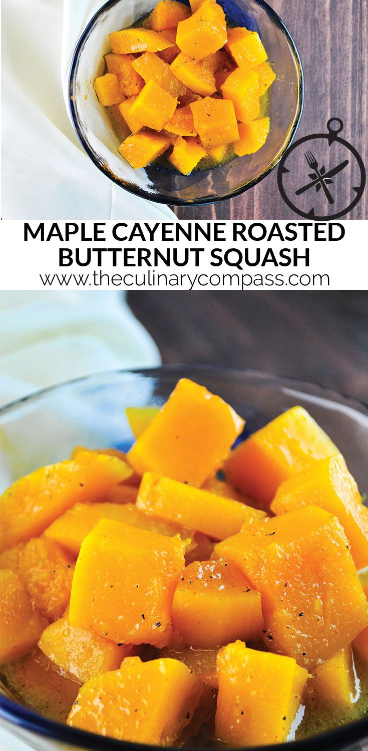 This sweet and spicy butternut squash is something even the pickiest of eaters will try!