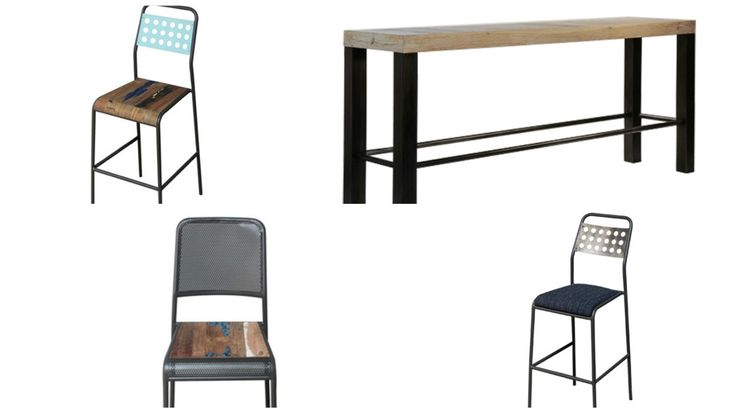 More stools and bar tables that you can pair together to create a bar that best blends into your office  http://www.jpoffice.com.au/