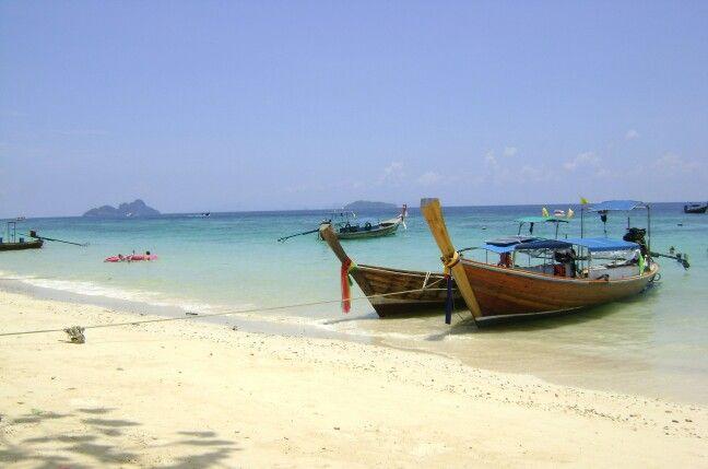 Paraíso en Tailandia