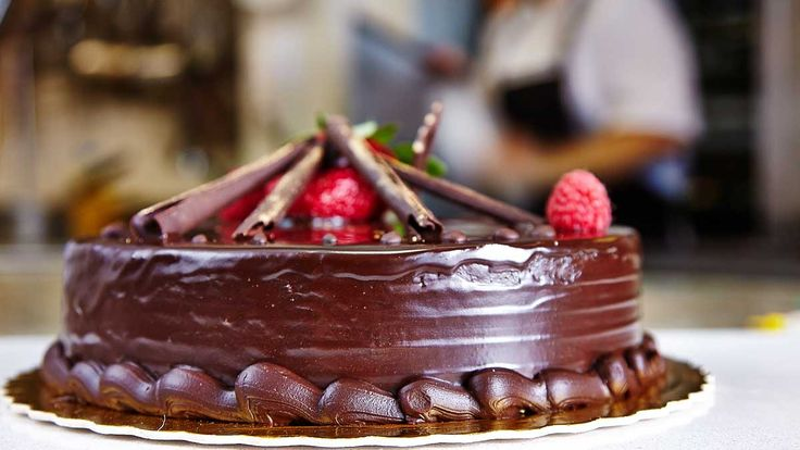 Chocolate Mudcake - Available to order for special occasions