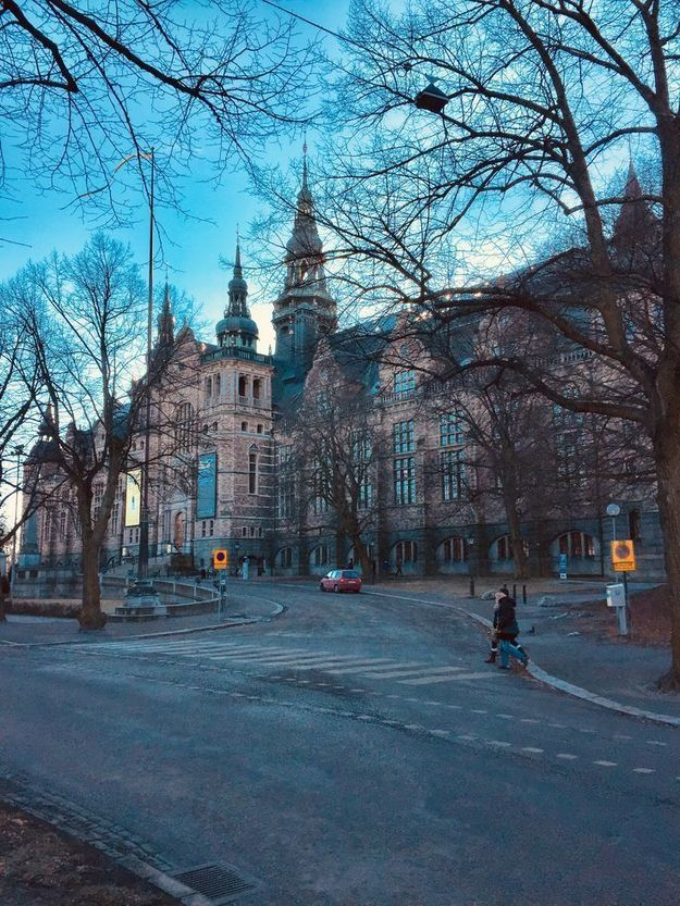 The Nordic Museum is a museum located on Djurgården, an island in central Stockholm, Sweden, dedicated to the cultural history and ethnography of Sweden.
