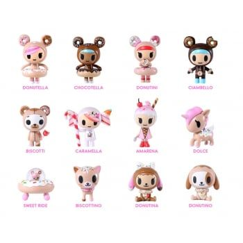 Tokidoki Donutella And Her Sweet Friends - Tokidoki from Didi Inspired Gifts and Toys UK