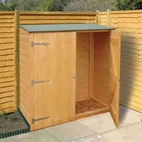 4 x 2 Shire Wooden Garden Storage Unit