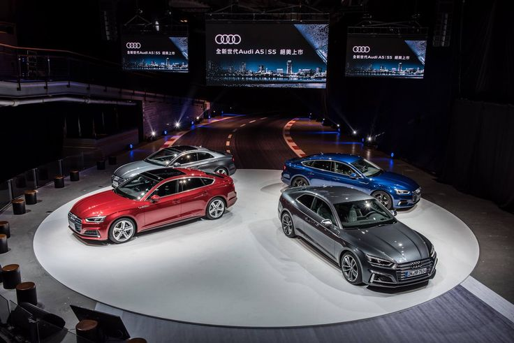 #Pico is glad to deliver The new #Audi A5 S5 product launch #event, press conference and VIP night.