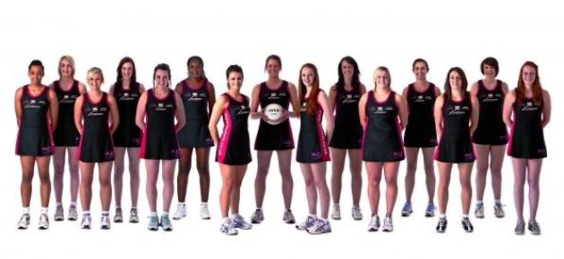 Team Northumbria NSL Team 2012