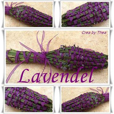CREA by THEA: LAVENDEL BUIDELTJES