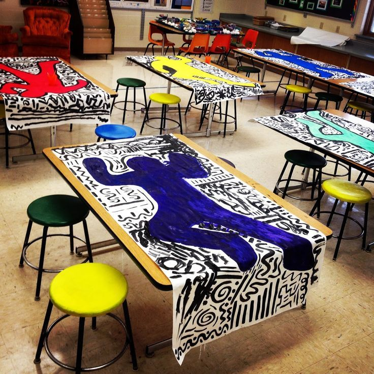 cool WHAT'S HAPPENING IN THE ART ROOM??: Start of 2014-2015 School Year COLLABORATION PROJECT                                                                                                                                                                                 More