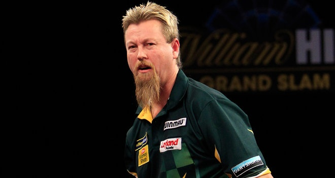 Simon Whitlock looking for Magic